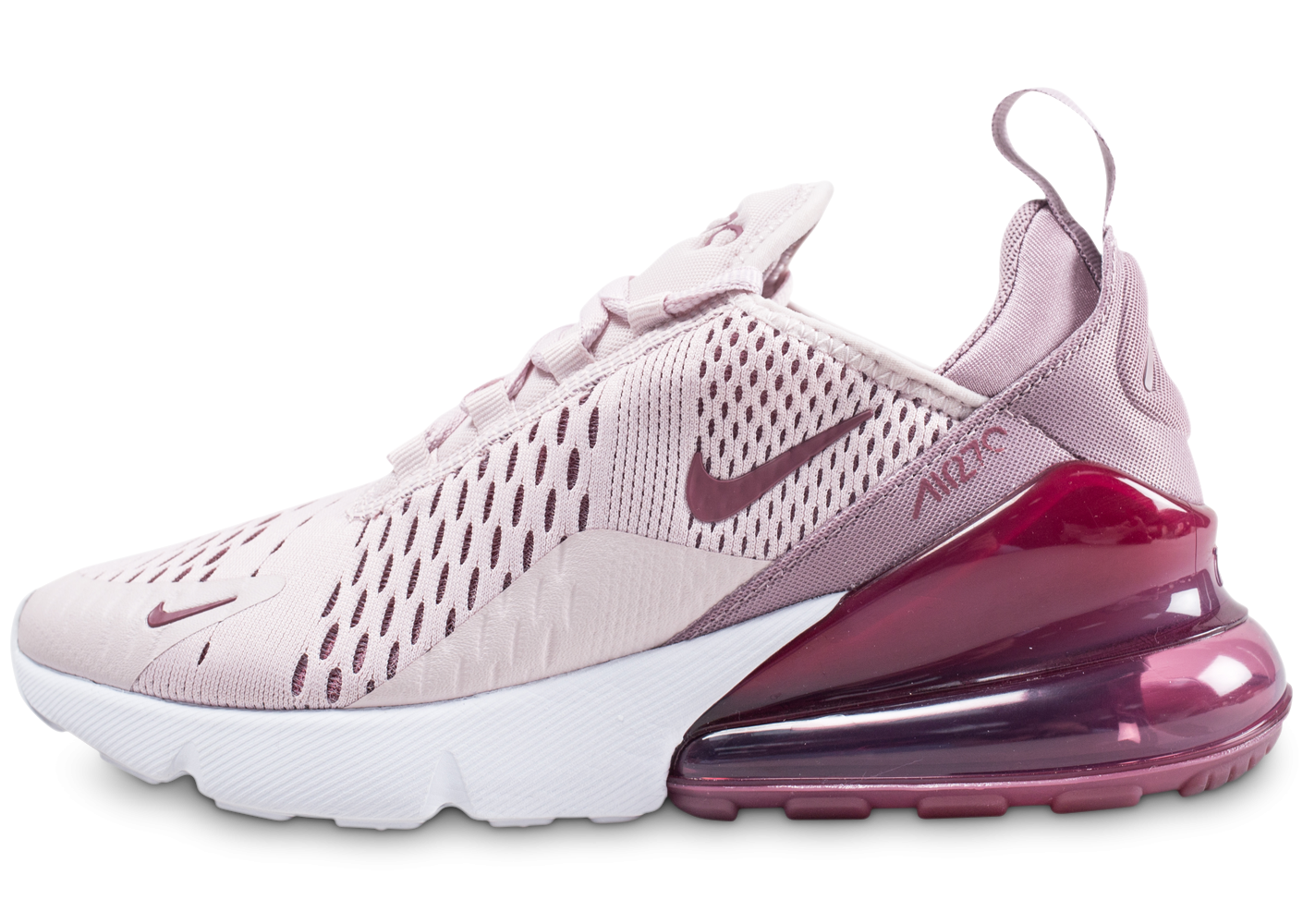 size 40 0c0f0 b7fb2 Nike Air Max 270 rose - Chaussures Baskets femme - Chausport