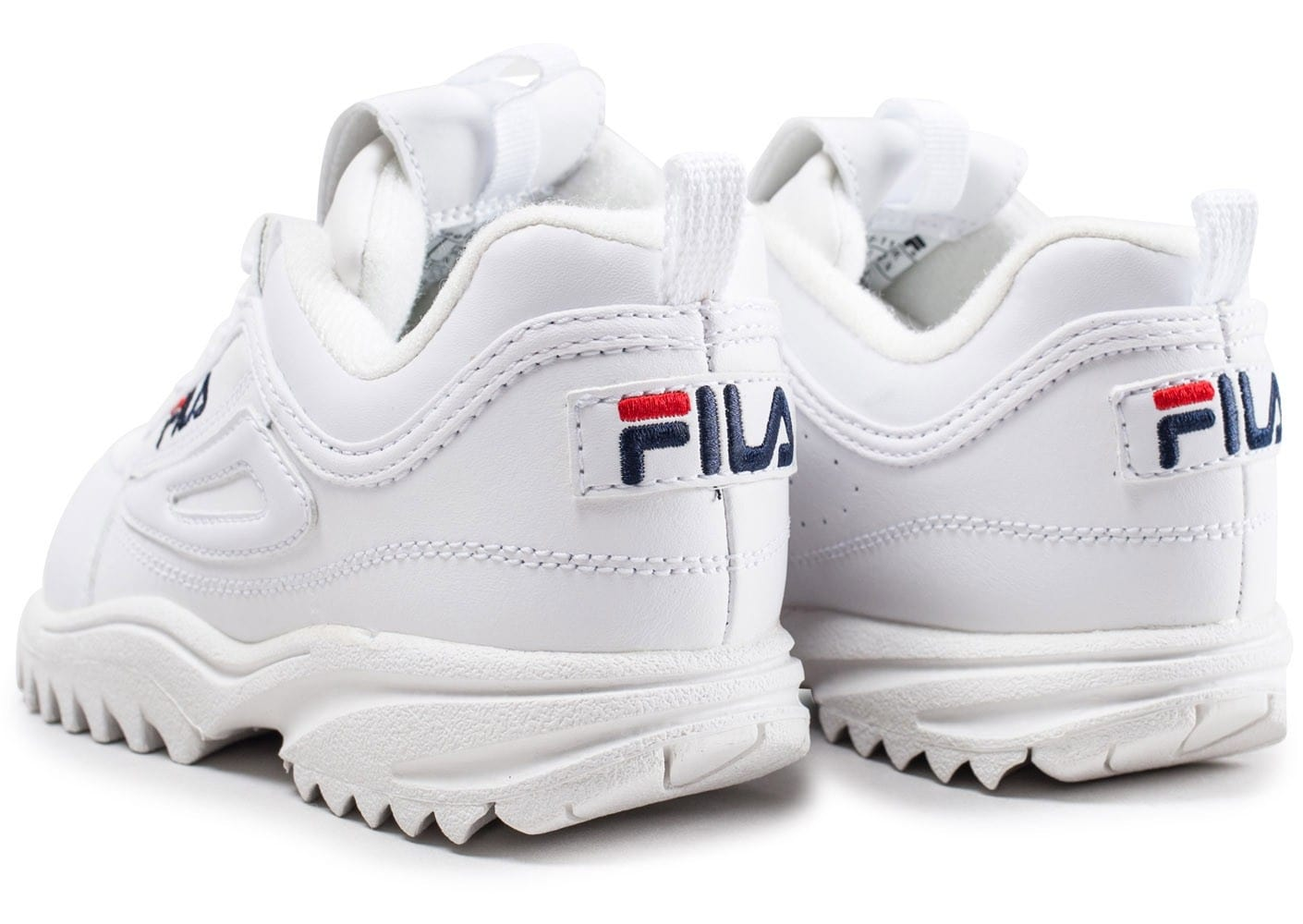 5a7ba7373349aa Fila Disruptor 2 enfant blanche - Chaussures Enfant - Chausport
