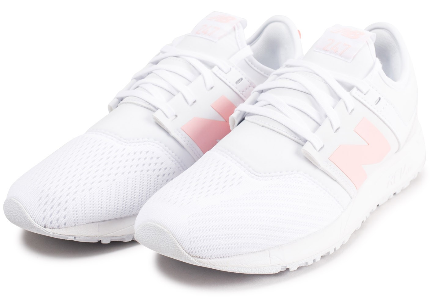 new balance femme baskets blanches