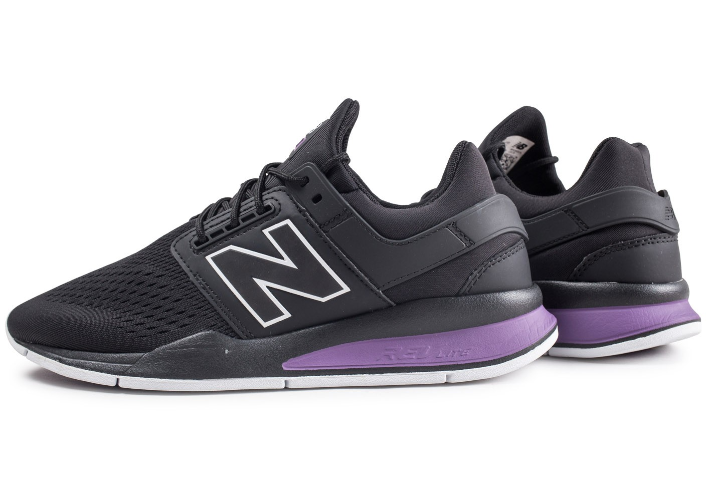 chaussure new balance violette