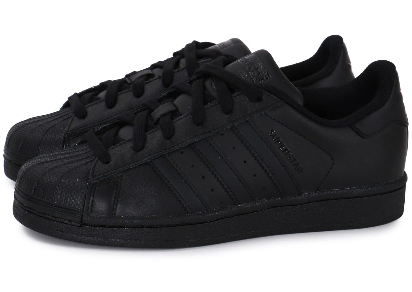 adidas Superstar Foundation junior noire Chaussures adidas