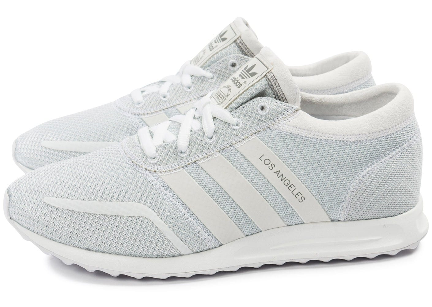 Chaussures Adidas Los Angeles blanches Fashion homme 4FGyDJ