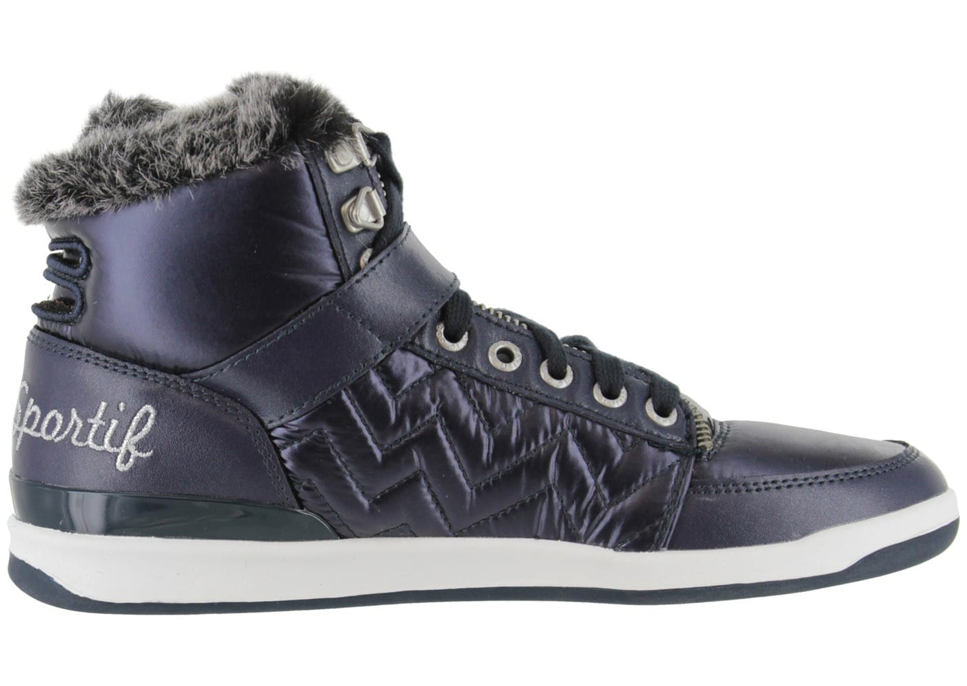 le coq sportif diamond bleu marine chaussures chaussures. Black Bedroom Furniture Sets. Home Design Ideas