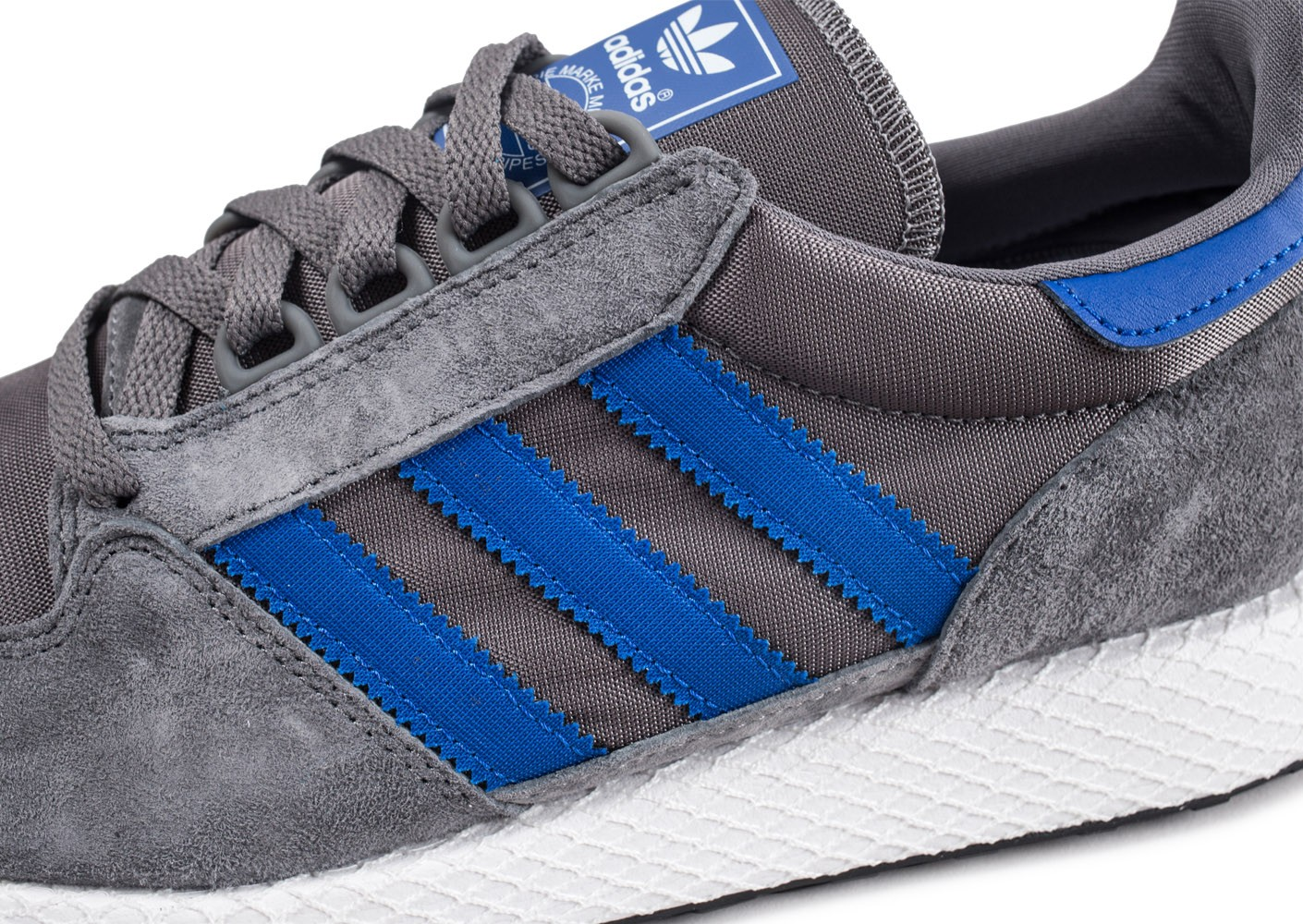 Et Adidas Grise Homme Bleue R茅tro running Forest Grove PkXnwNO80