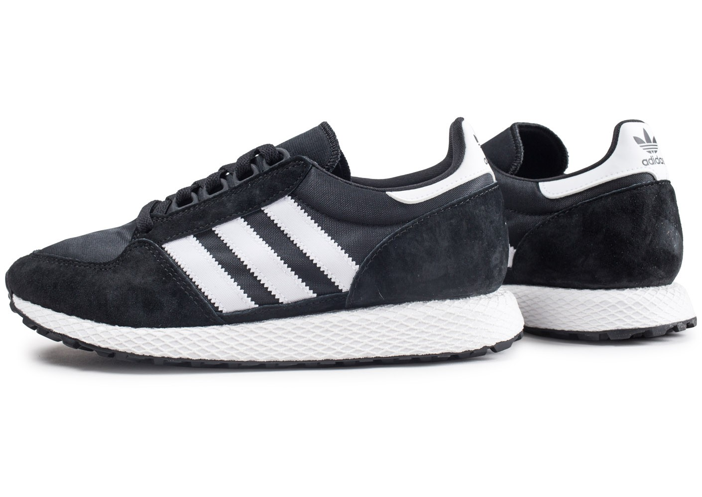 adidas Forest Grove, Chaussures de Fitness Homme