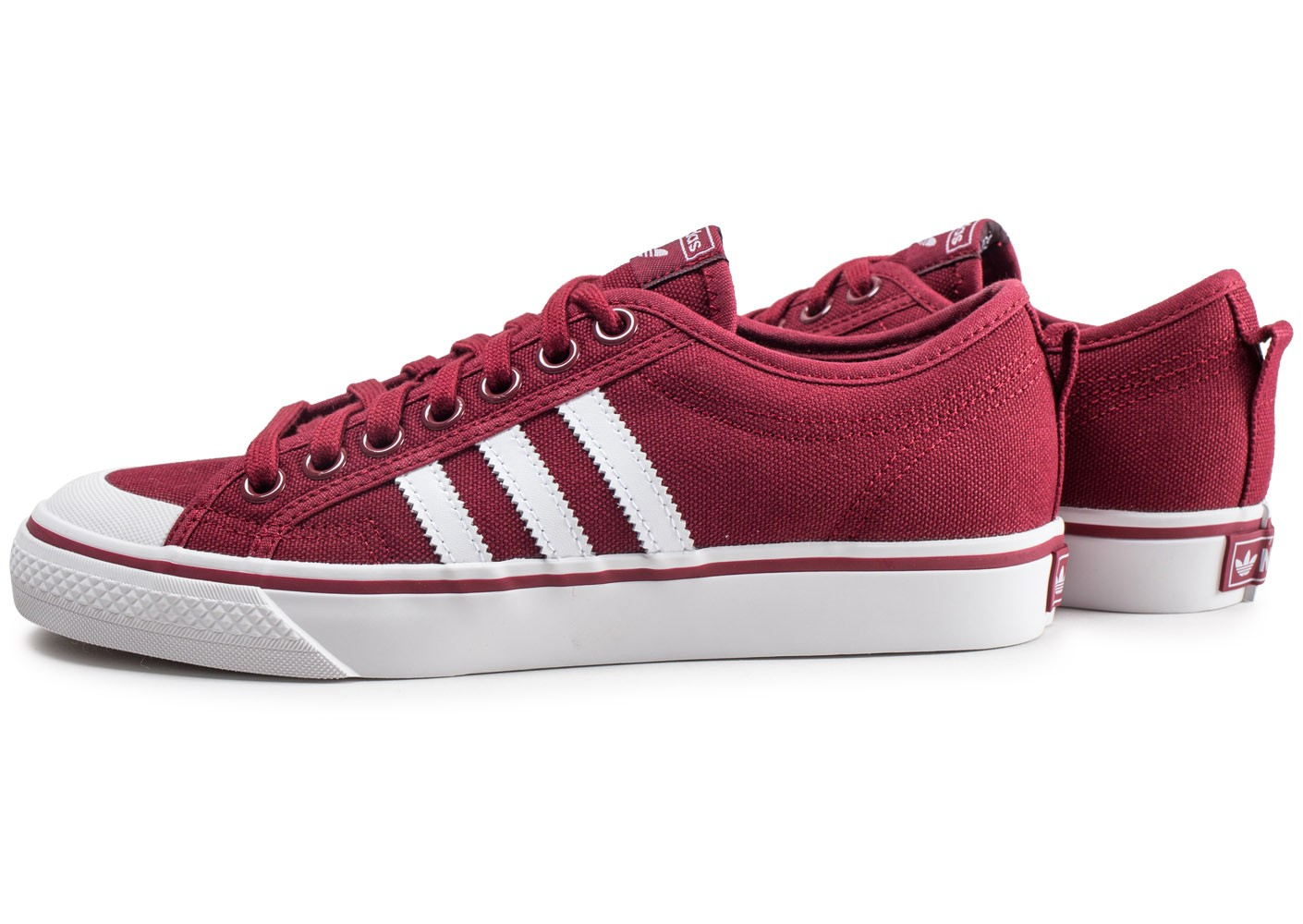 sneakers authentic quality stable quality Baskets Homme Adidas Chausport Bordeaux Nizza Chaussures SUpMzqV