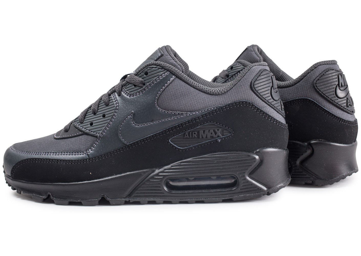 Nike Air Max 90 Essential black anthracite Chaussures