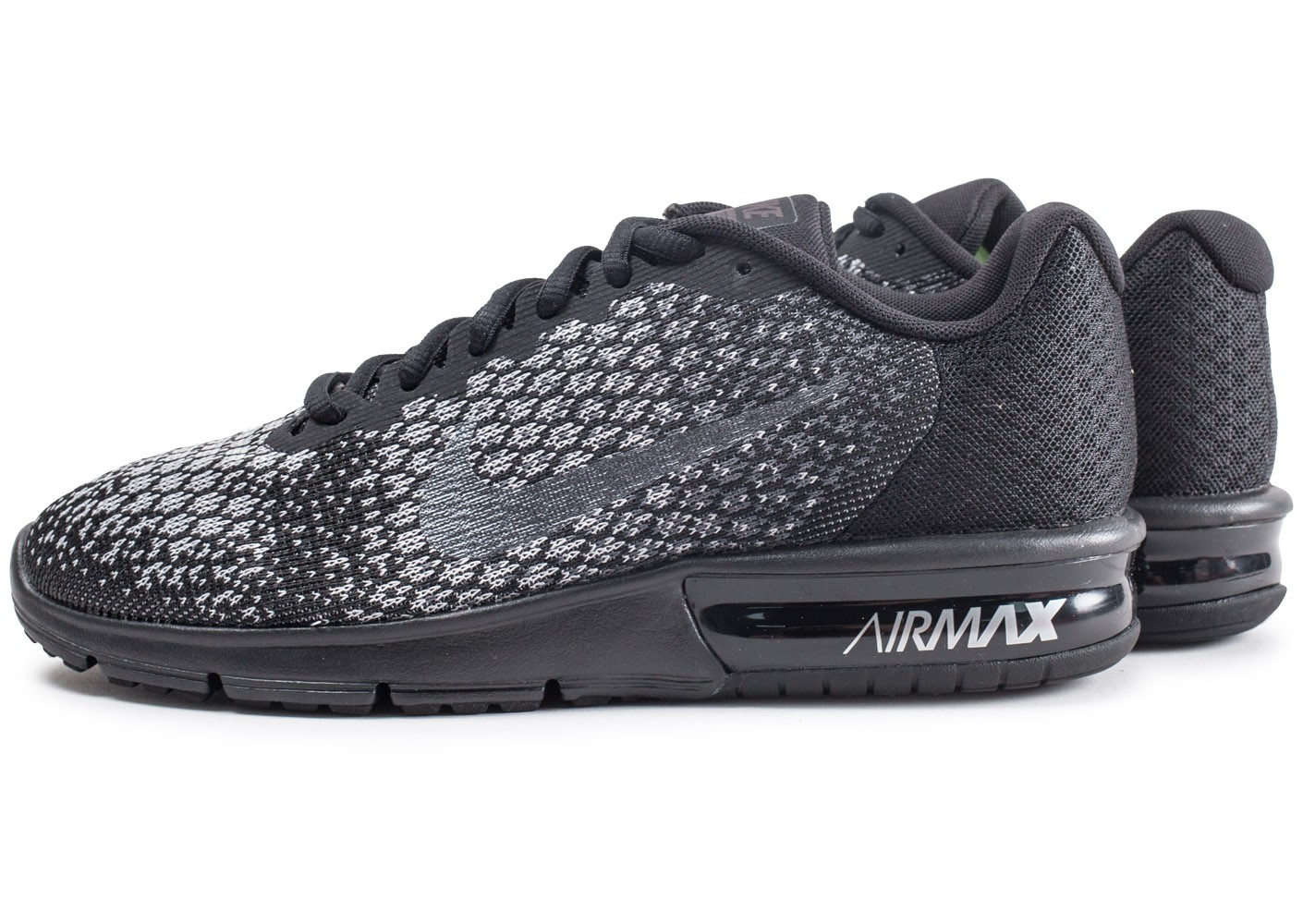 air max sequent 2 homme noir