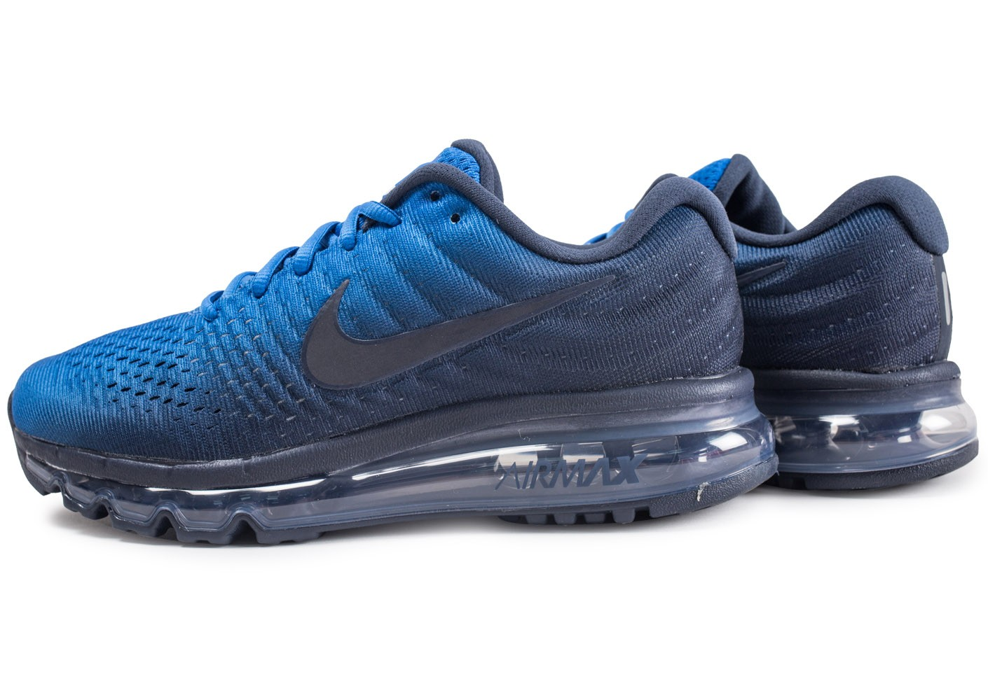 Nike Air Max 2017 obsidian blue Chaussures Baskets homme