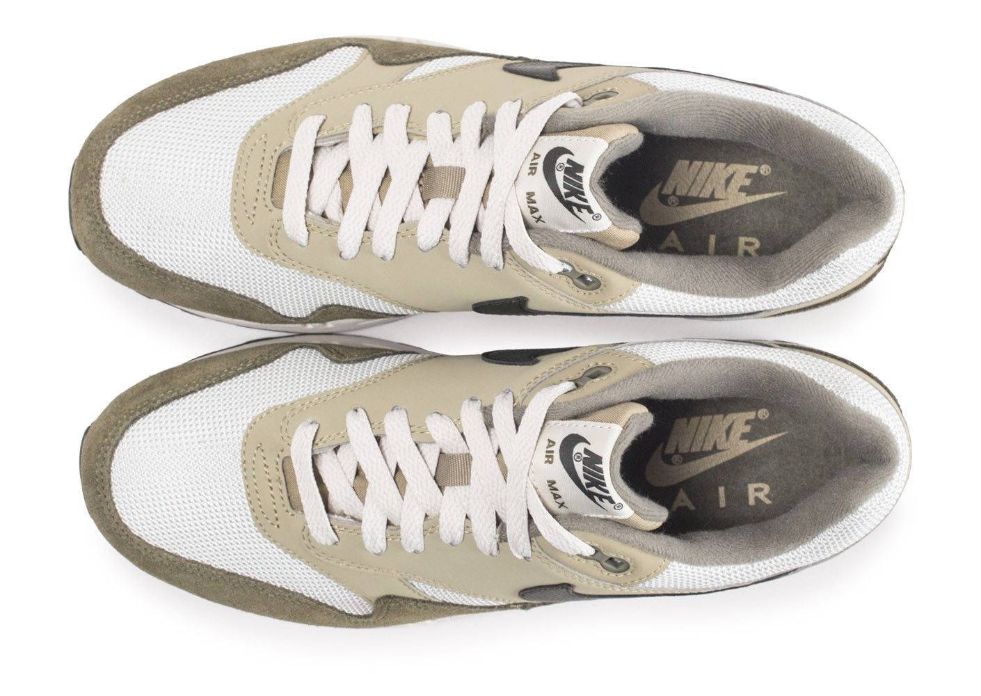 Medium Homme 1 Air Max Baskets Olive Chaussures Chausport Nike qw4ftSCW