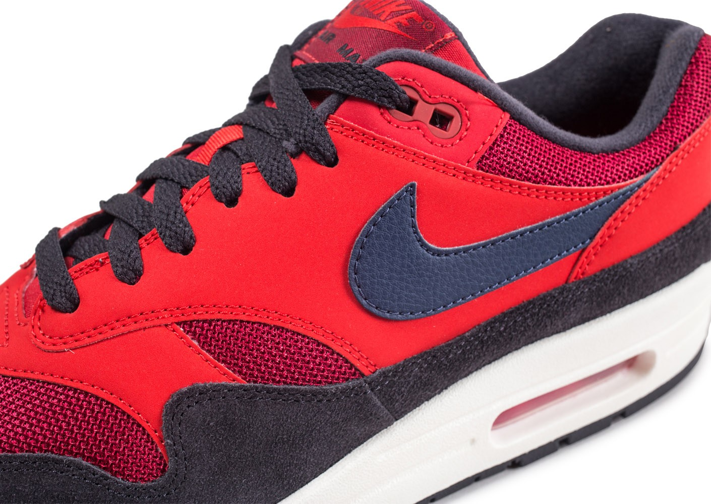 buy popular c5518 0a727 homme Chaussures Air Chausport Max Baskets Nike 1 rouge BnYfZ1xv
