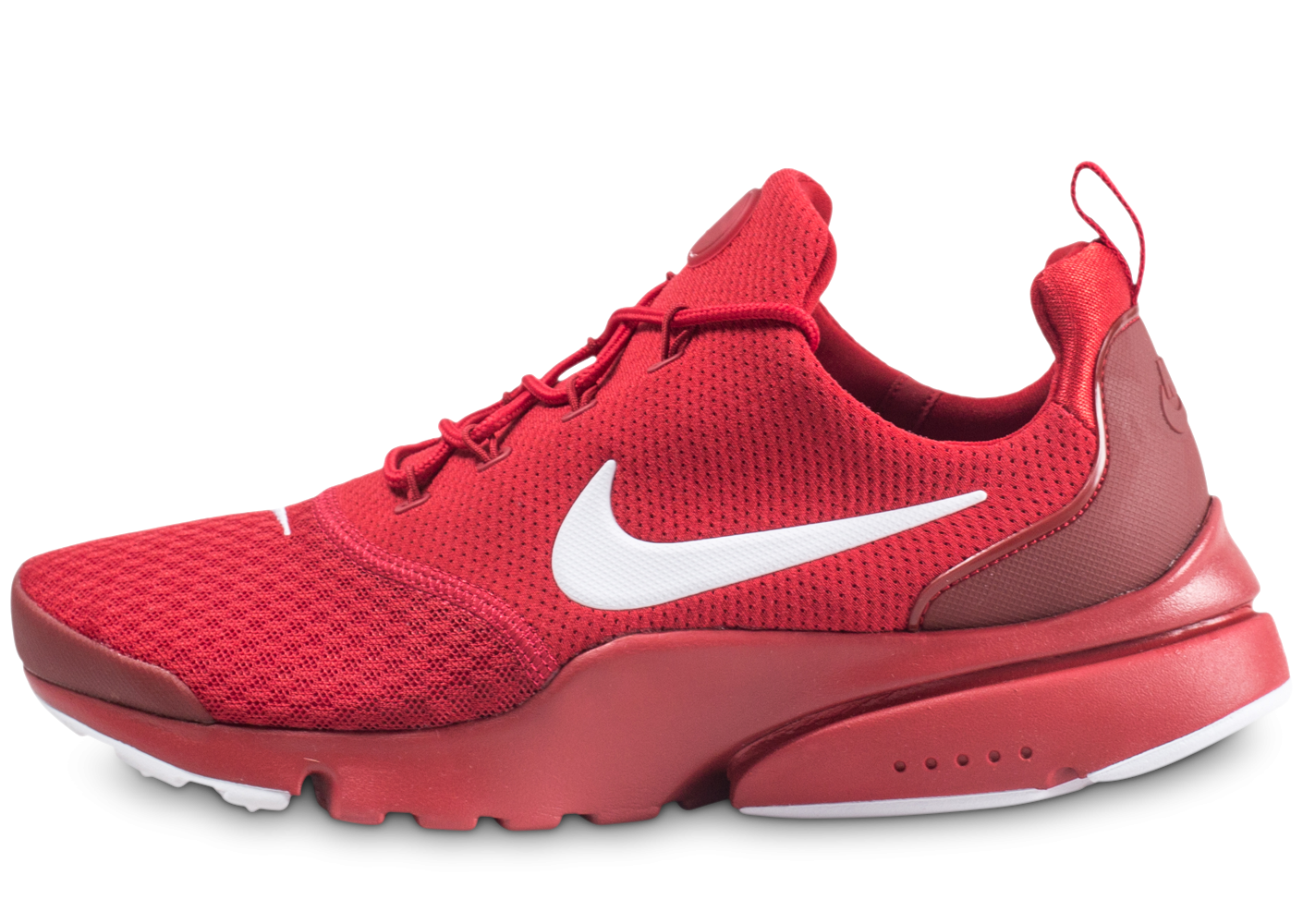 info for d6f86 4b71e Nike Air Presto Fly Ultra SE rouge - Chaussures Baskets homme - Chausport