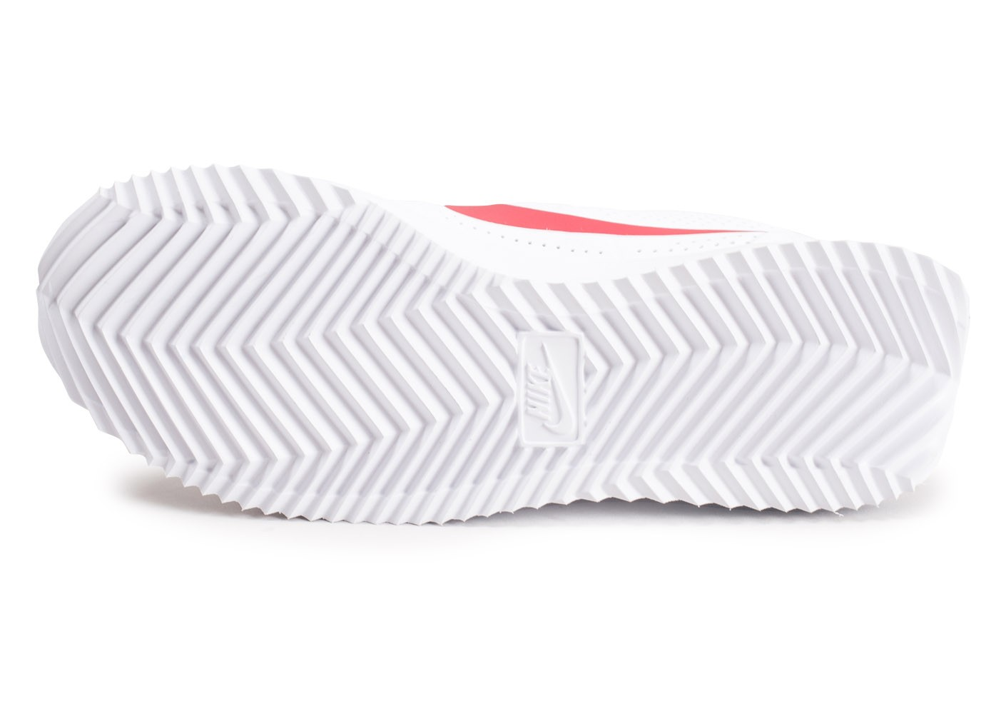 check out cbddd 54f0b ... Chaussures Nike Cortez Ultra Moire blanche vue avant ...