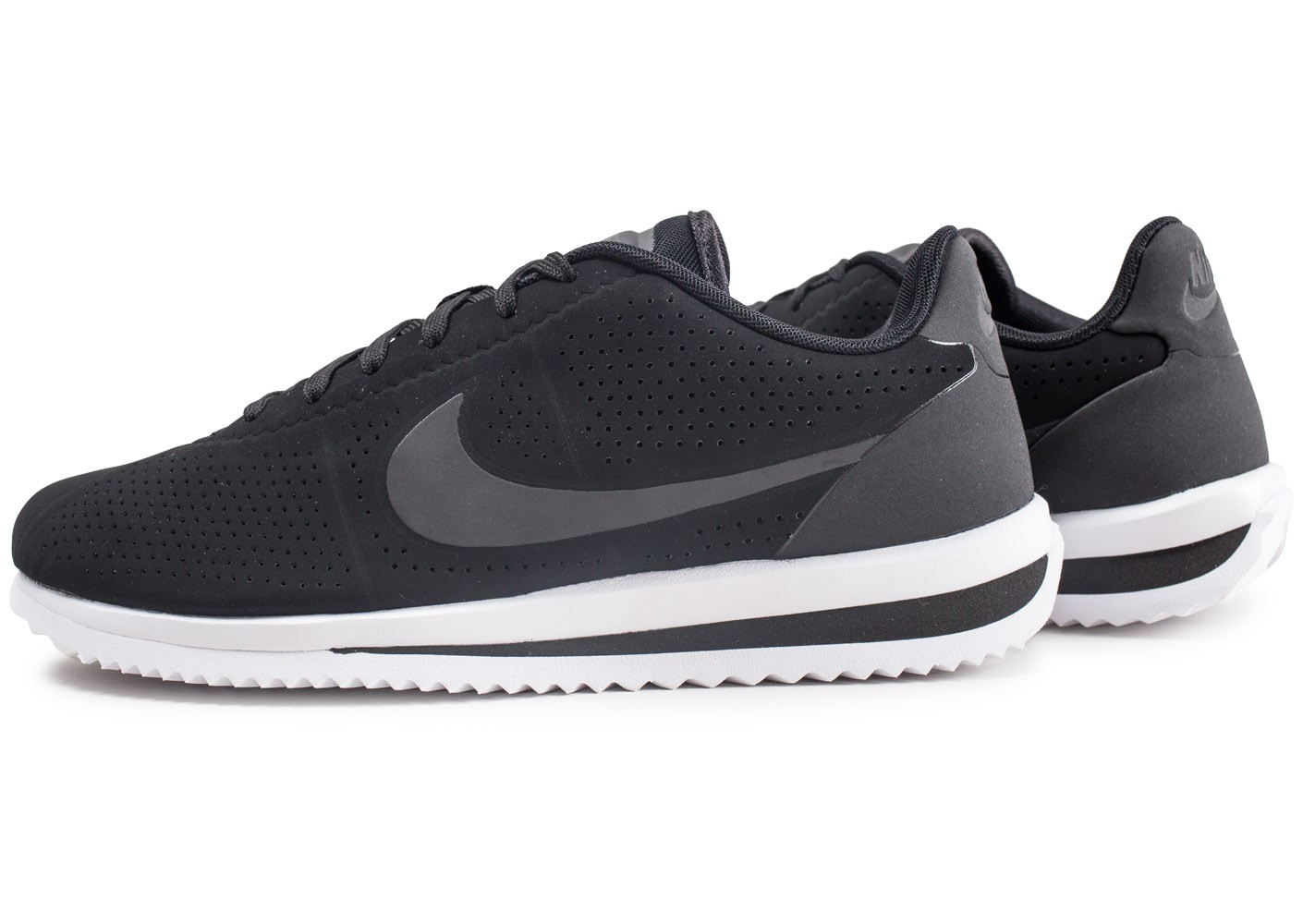 top brands shopping thoughts on Nike Cortez Ultra Moire noir - Chaussures Baskets homme ...