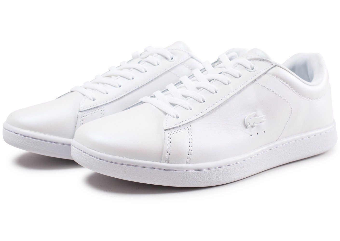 Lacoste Les Carnaby Ahhqwed Femme Toutes Evo Blanche Chaussures Baskets Tq1w6xagC