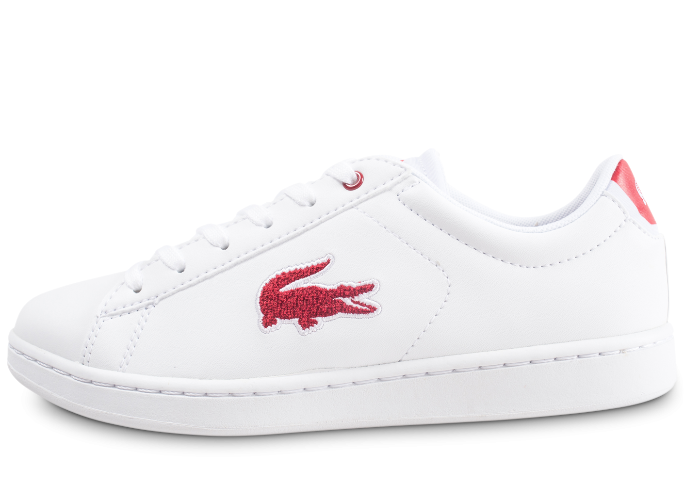 Evo Blanche Rouge Carnaby Et Lacoste Junior 2WED9HI