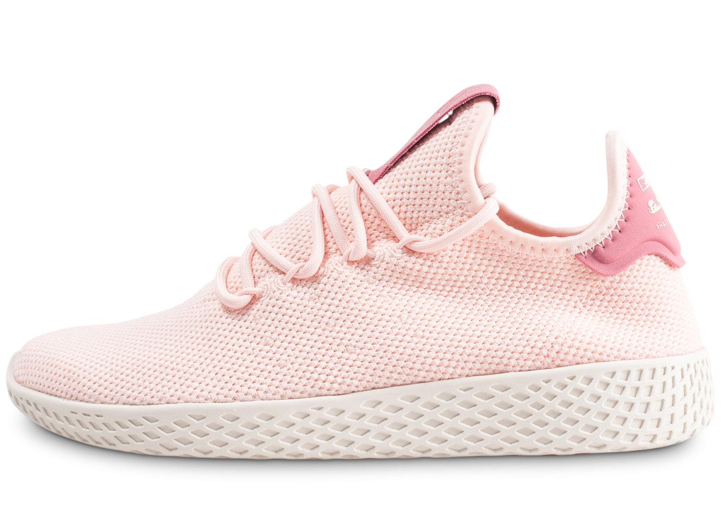 adidas Pharrell Williams Tennis Hu rose femme