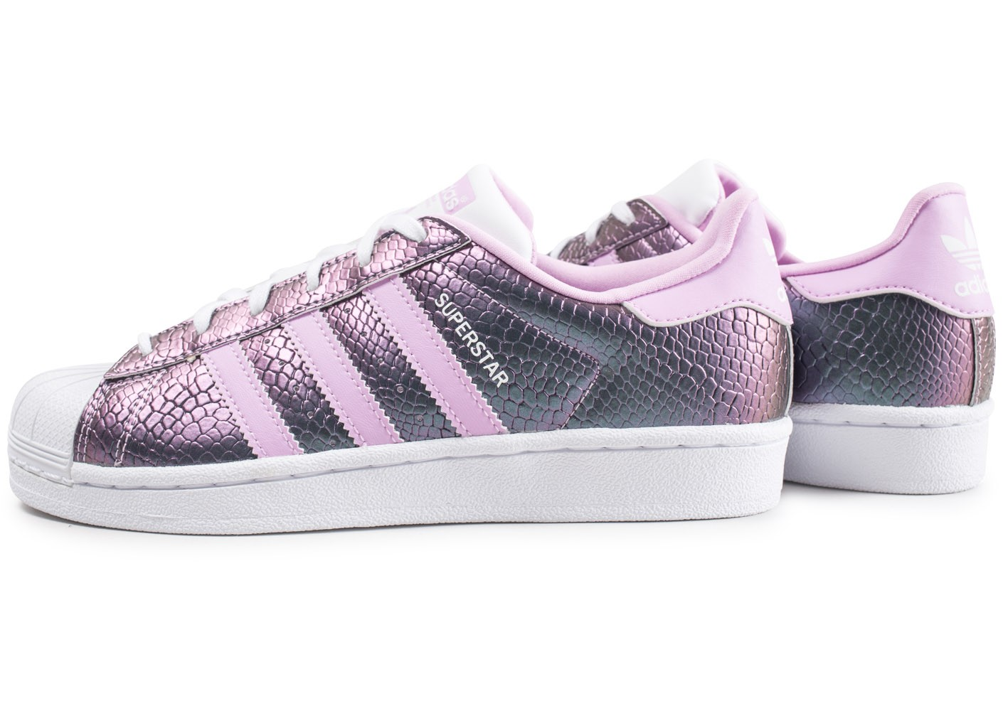 official photos ec258 999fe shopping adidas superstar lyserød snake bd094 46f67