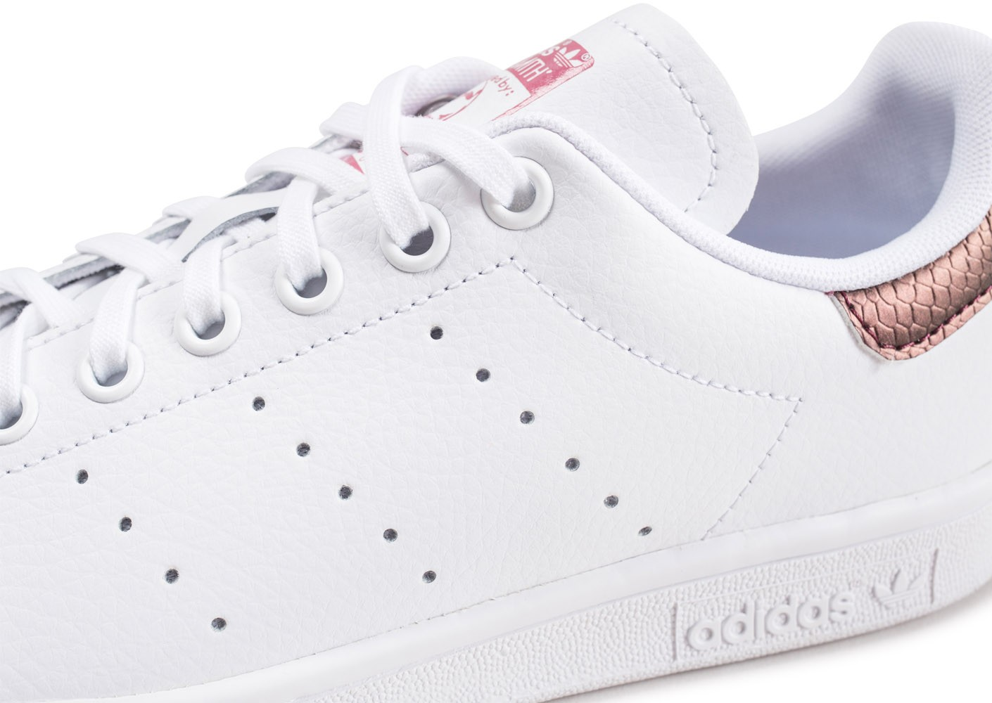 adidas Stan Smith Snake blanche Chaussures adidas Chausport