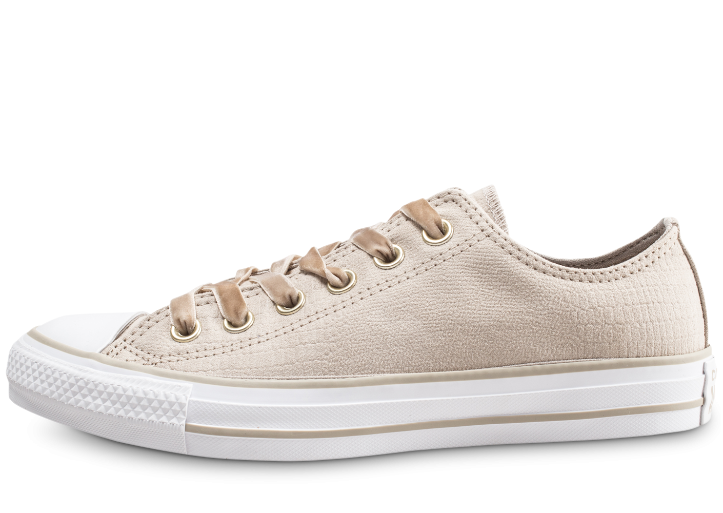 Converse Chuck Taylor All Star Low beige femme
