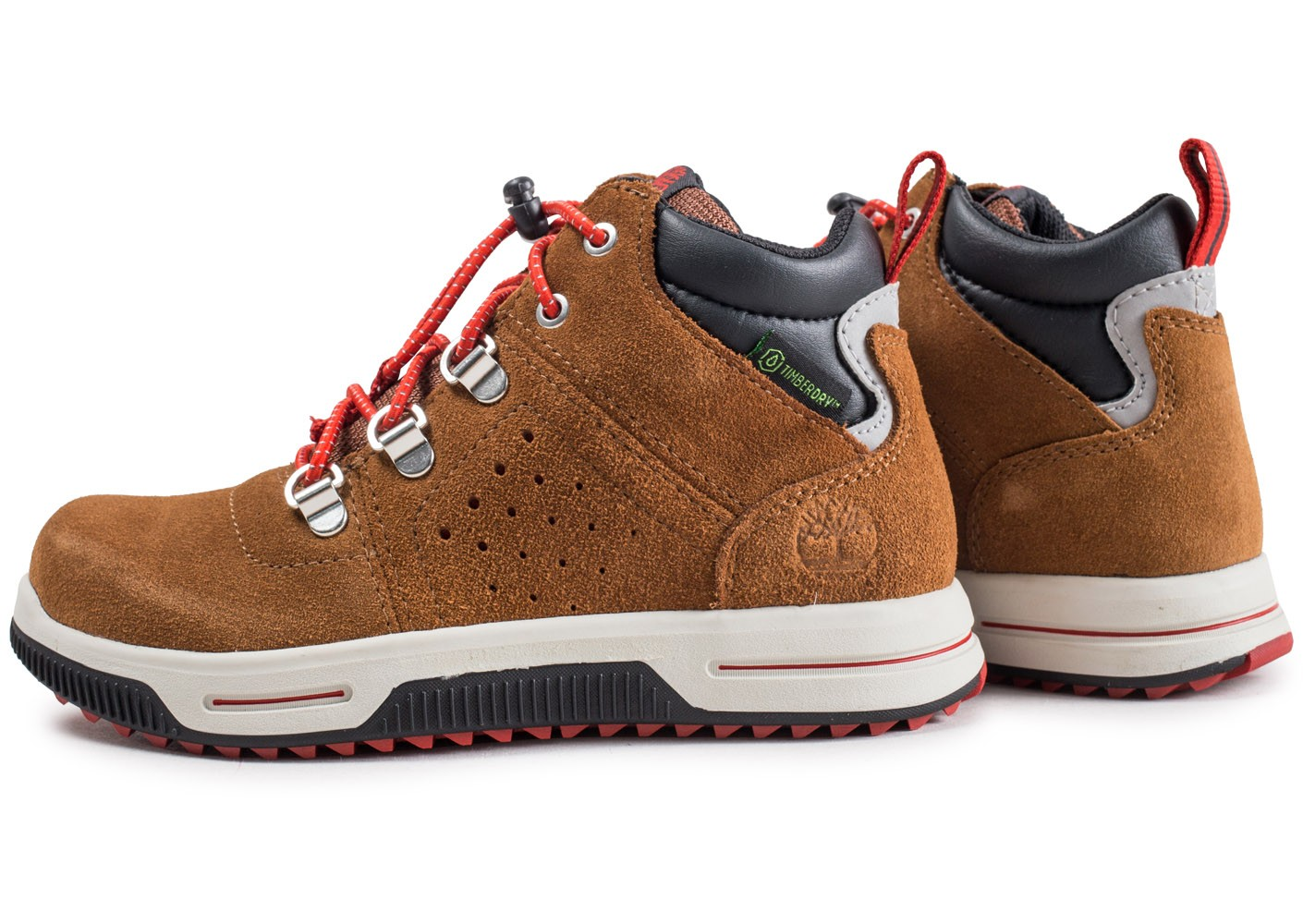 baskets timberland enfant