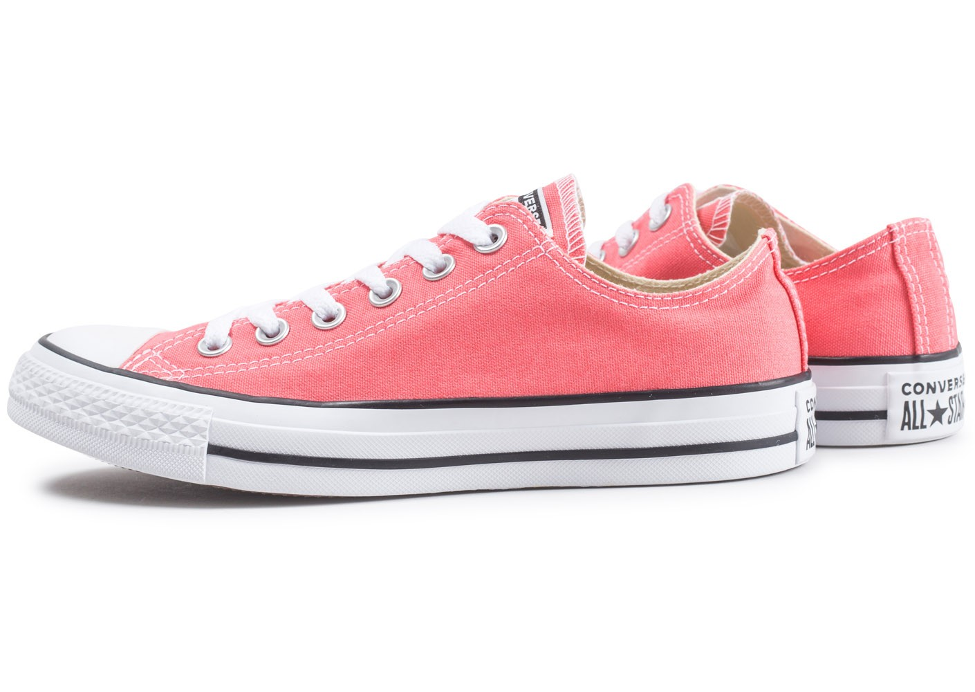Converse Chuck Taylor All Star Low rose clair