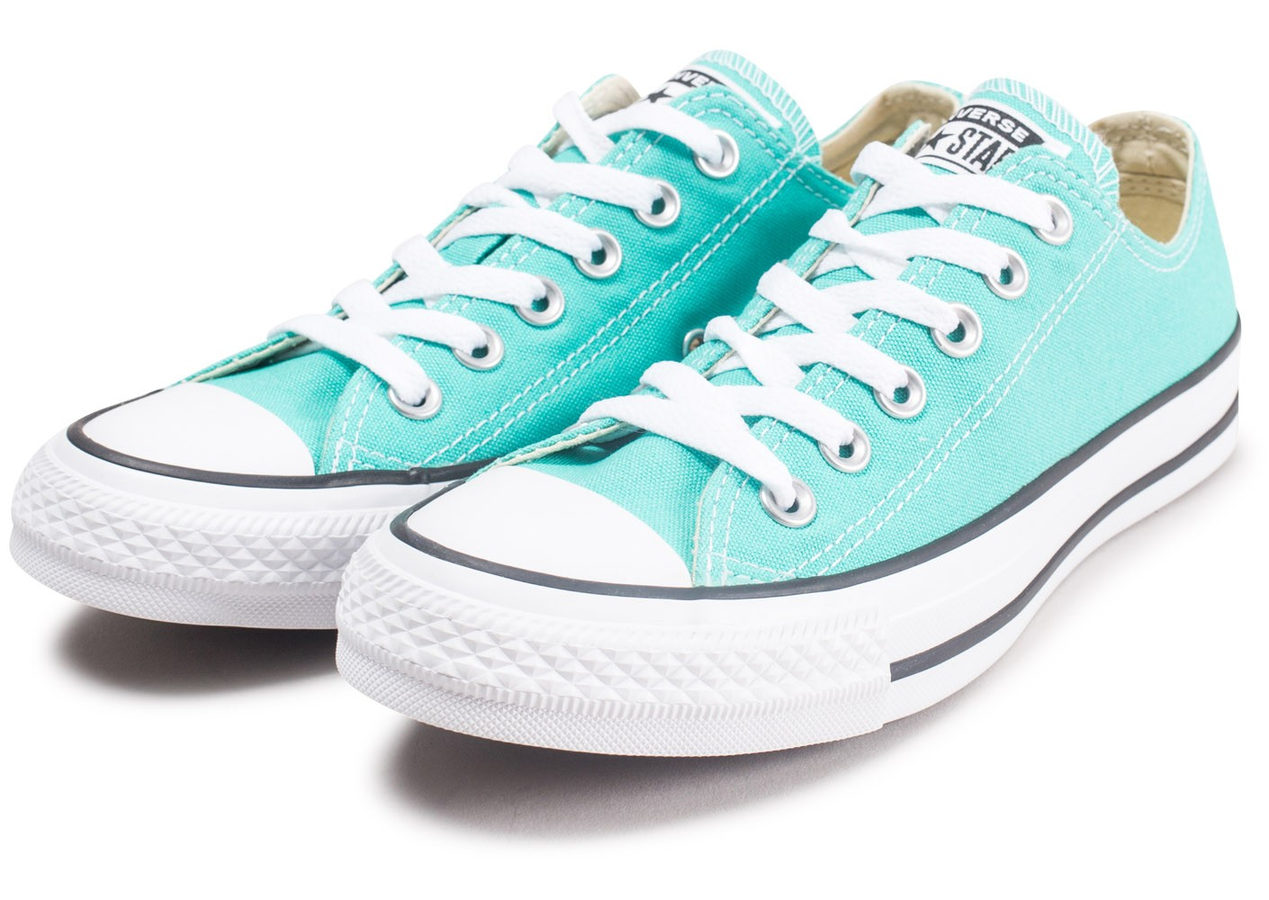 Converse Chuck Taylor All Star Low bleu turquoise