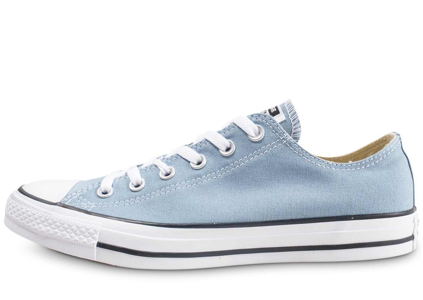 Converse Chuck Taylor All Star Low bleu clair