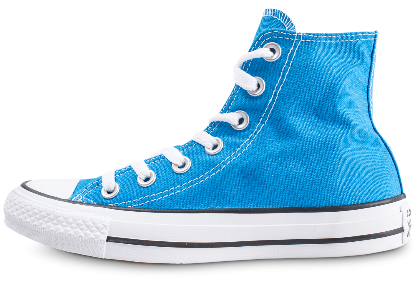 Converse Chuck Taylor All Star Hi bleu clair