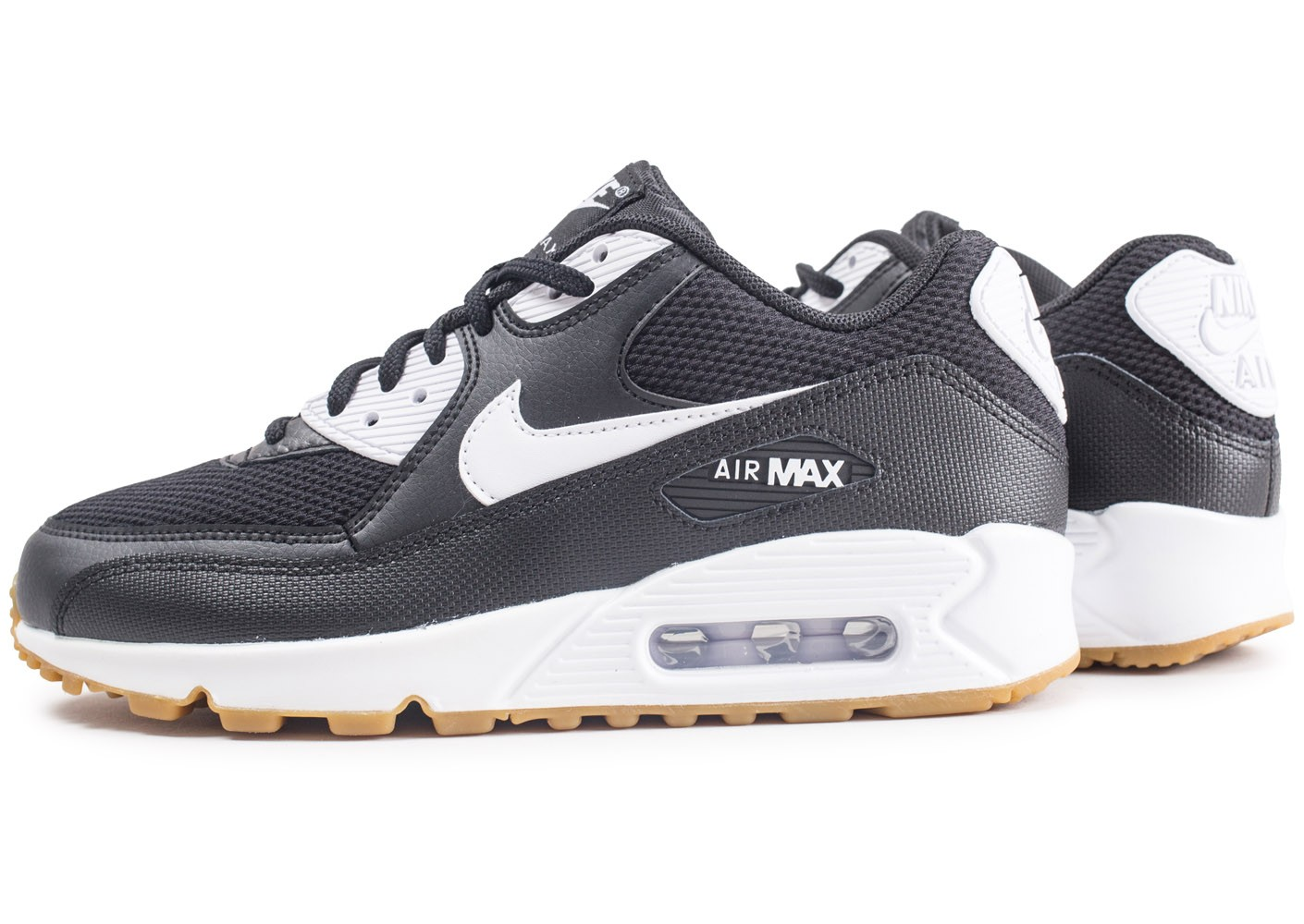 Max 90 Chaussures Et Baskets Blanche Nike Xaxq67w1z Noire