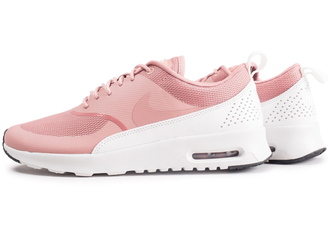 air max blanc et rose