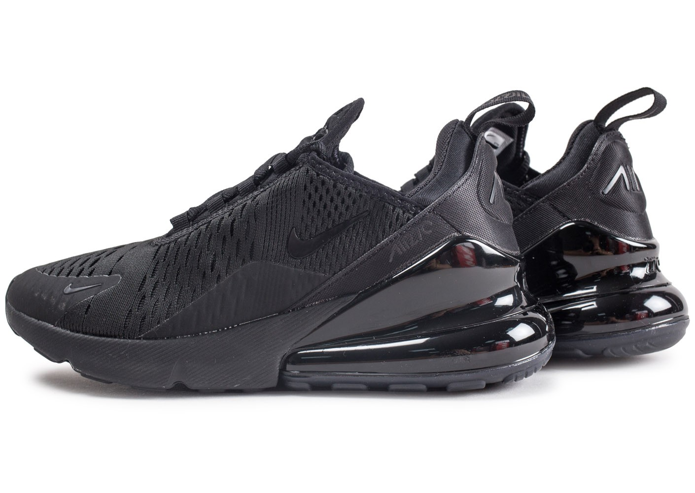 Nike Air Max 270 noire femme - Chaussures Baskets femme ...