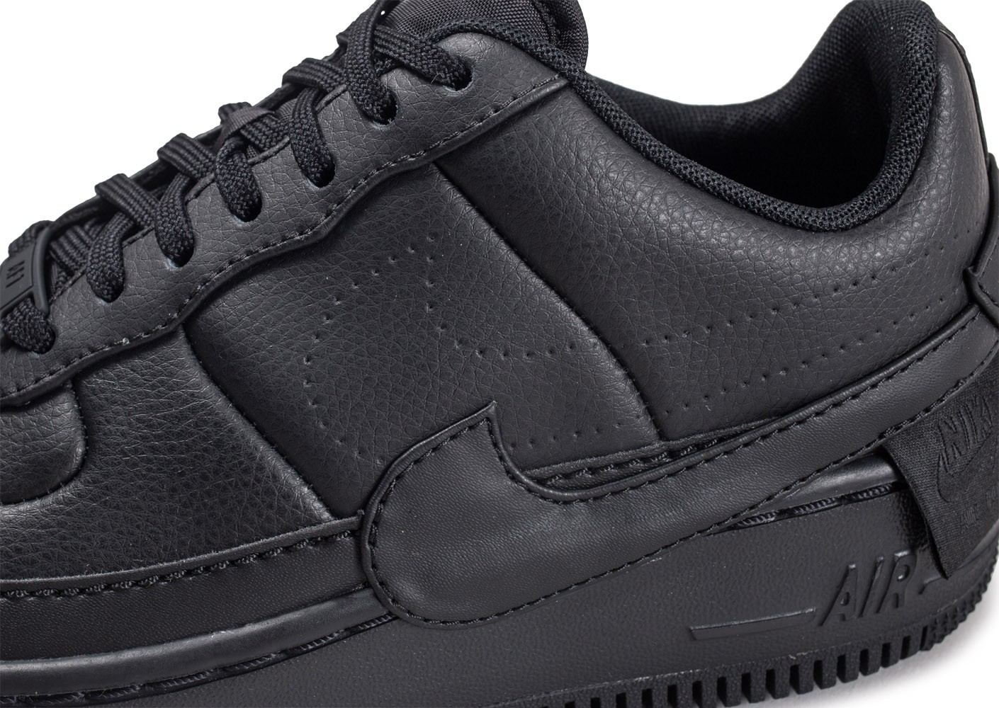 ... Chaussures Nike Air Force 1 Jester XX noire femme vue dessus