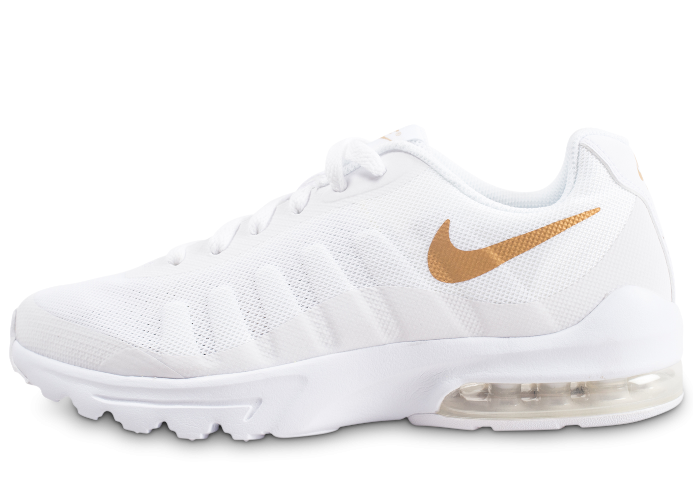 Nike Air Max Invigor blanche junior