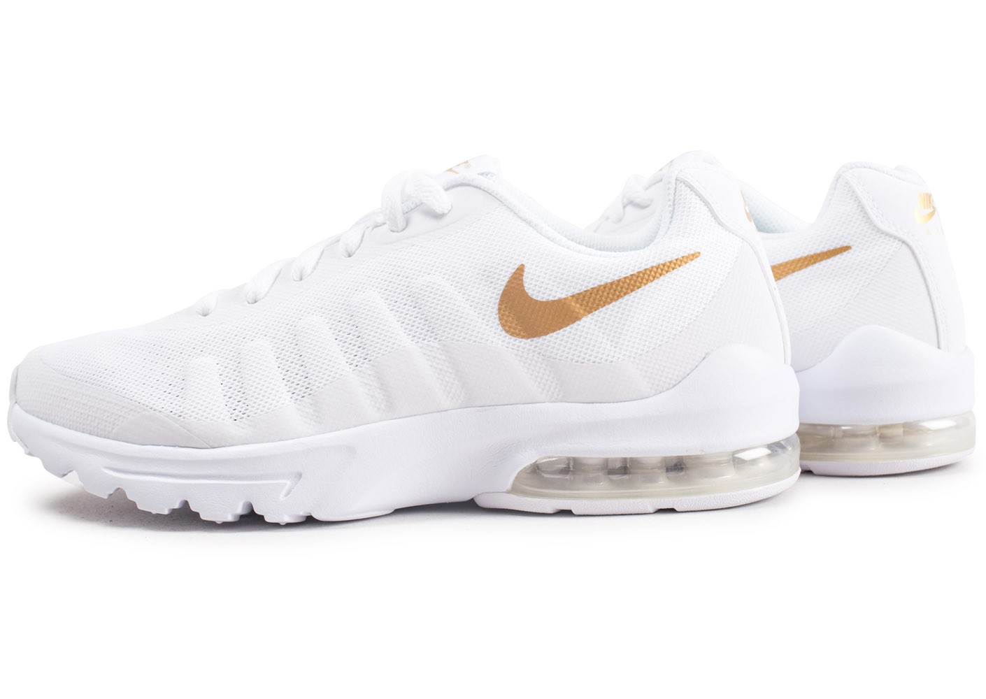 air max invigor blanche