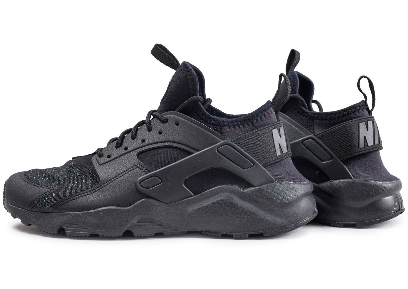 Nike Air Huarache Run Ultra noire junior Chaussures Enfant