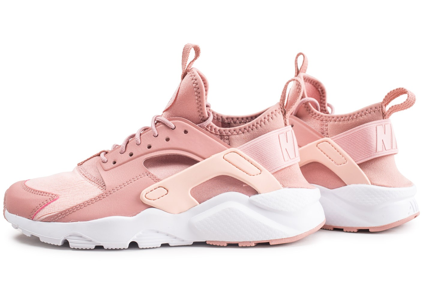 Nike Air Huarache Run Ultra SE rose junior  Chaussures  junior Homme 425e10