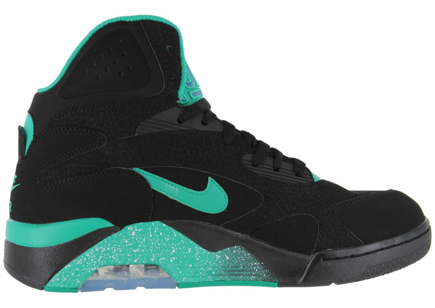 Air 180 Mid Nike Baskets Chausport Force Noire Chaussures Homme wvNm8n0