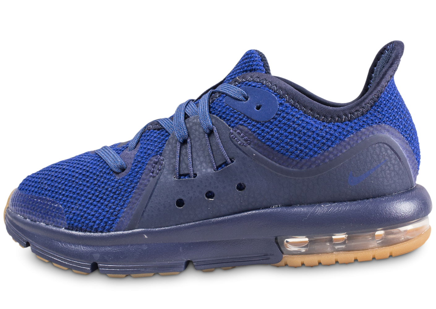 air max sequent bleu