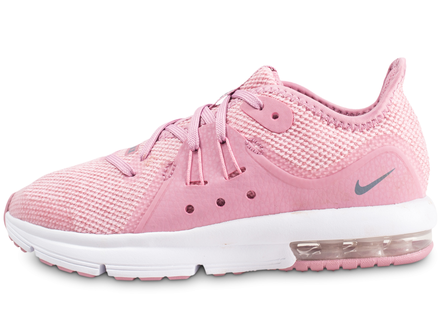 wholesale great deals 2017 aliexpress Nike Air Max Sequent 3 rose enfant
