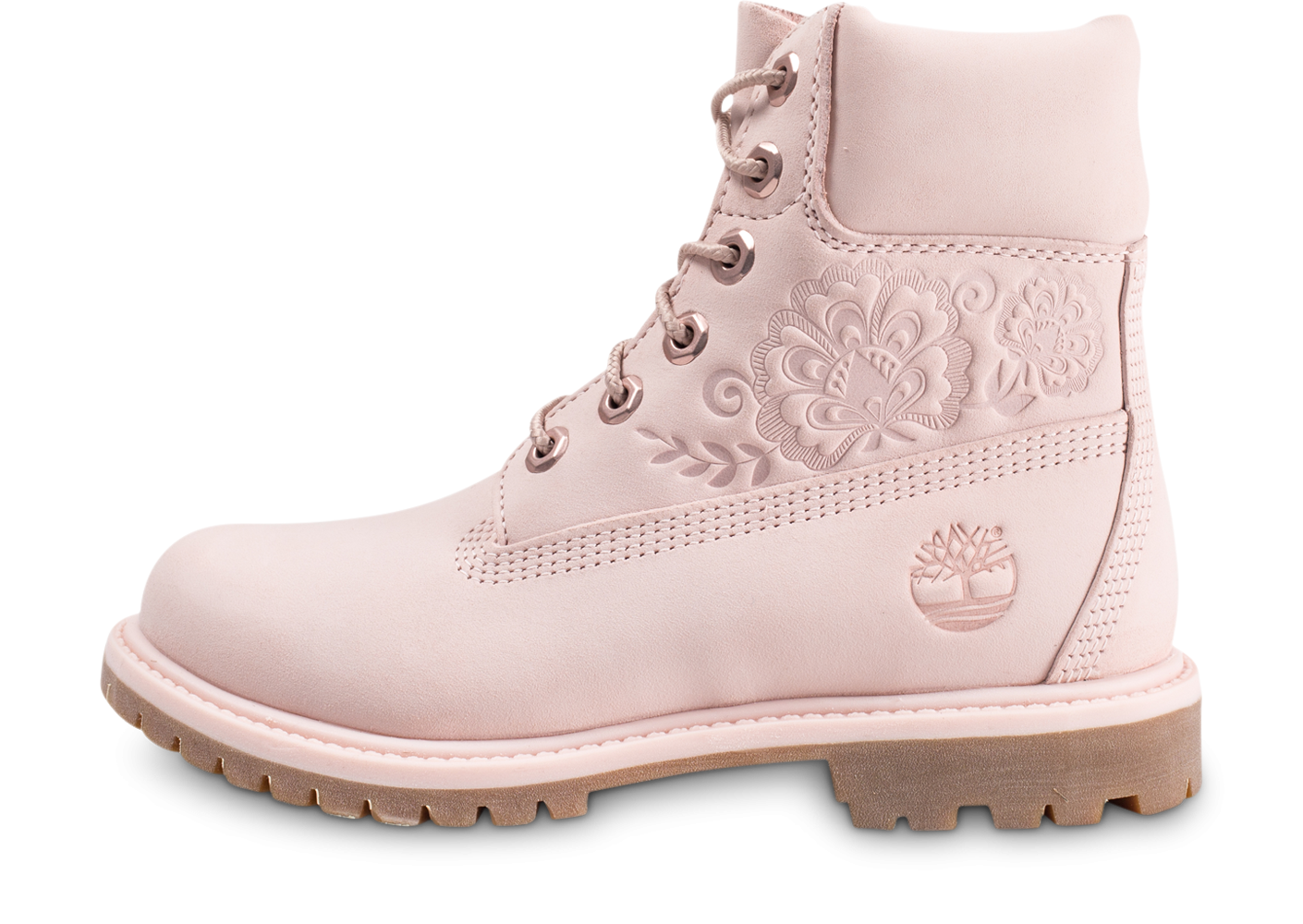 timberland 36 fille rose