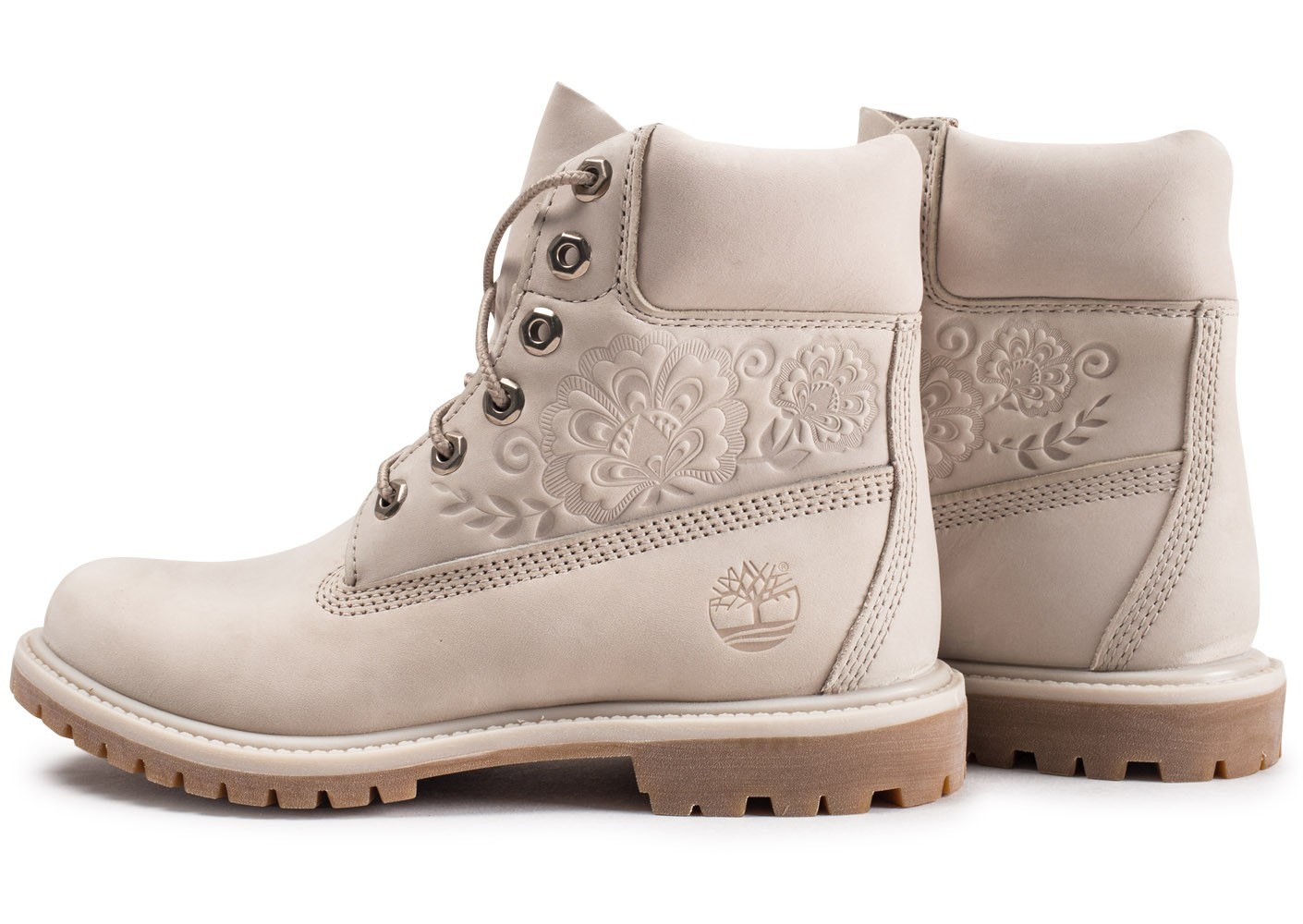 timberland rose pale femme