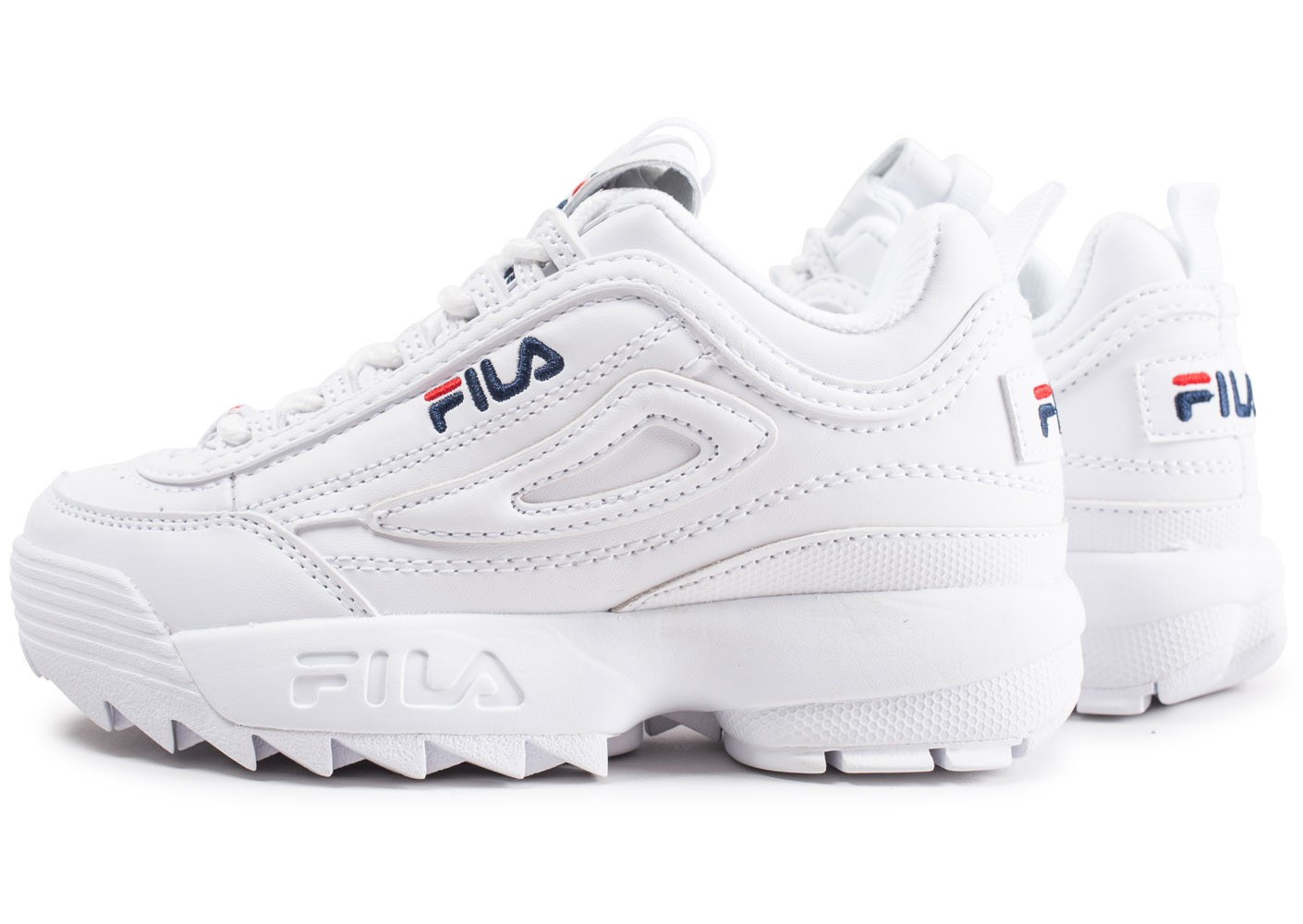 fila disruptor comment taille les chaussures