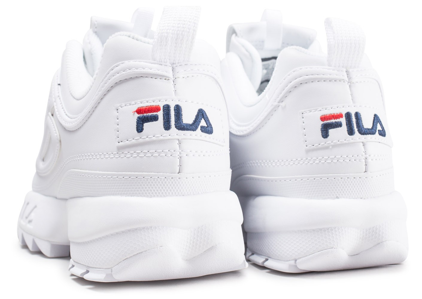 Disruptor Baskets Ll Chaussures Fila Homme Blanche tshQrd