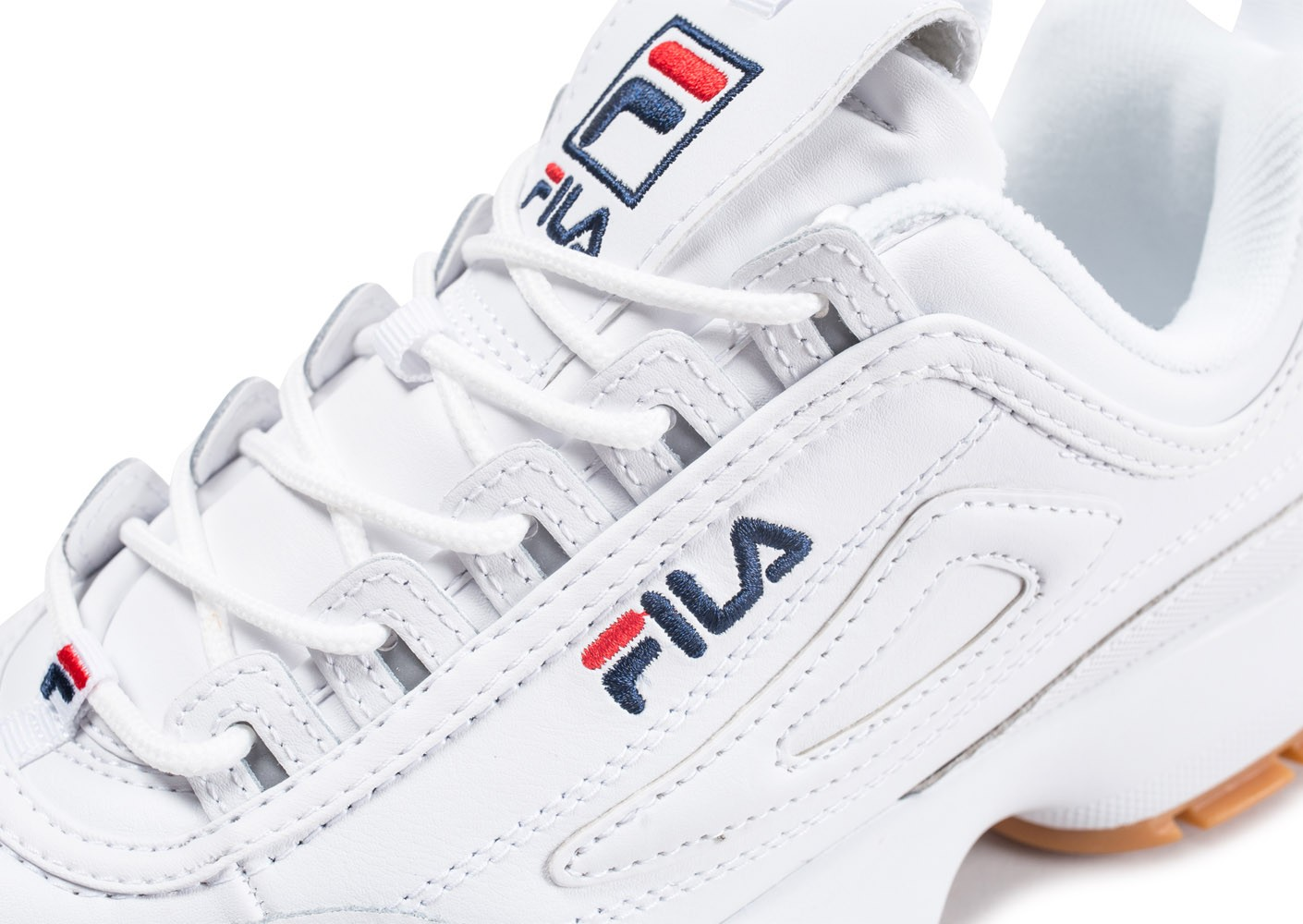 Chaussures Premium Ii Fila Baskets Homme Blanche Chausport qwpwIxt