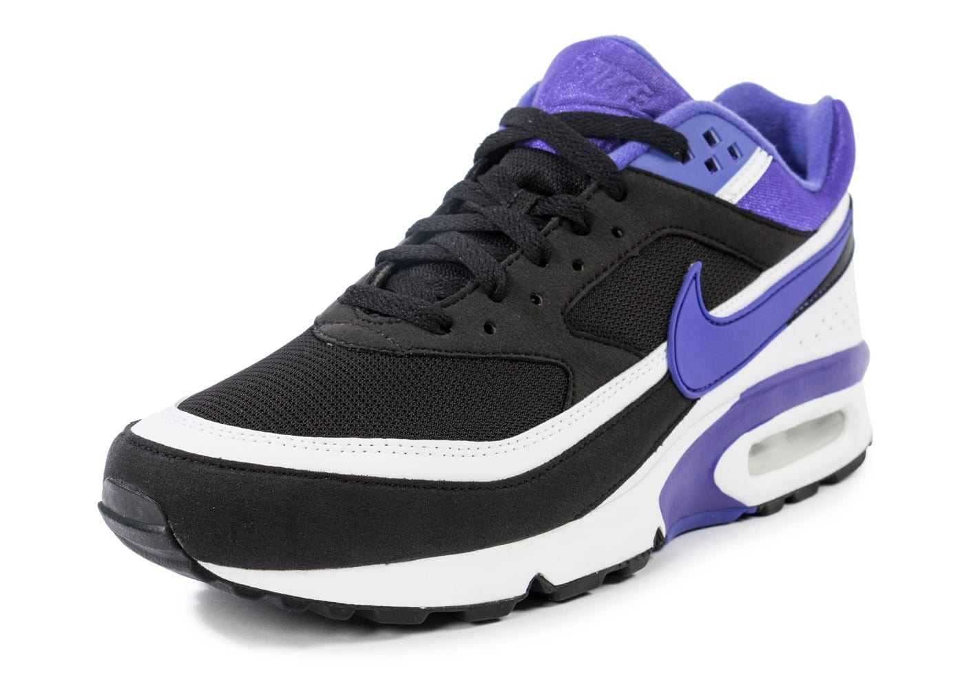 online store be276 05f1c ... Chaussures Nike Air Max BW OG Persian Violet vue avant ...