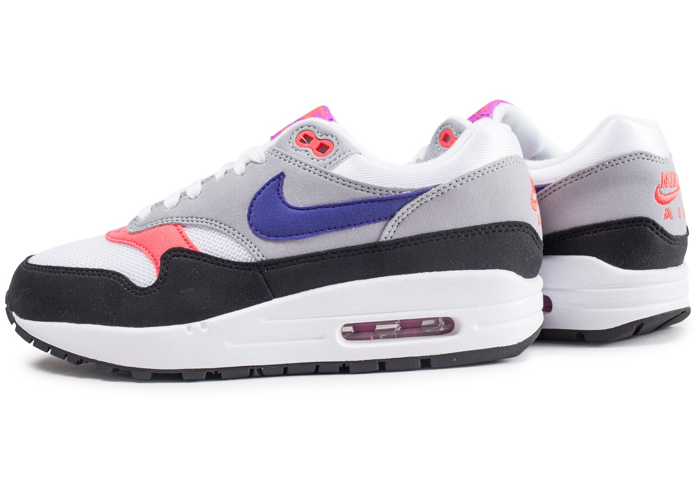 Flash Baskets 1 Air Pink Chaussures Chausport Femme Nike Max qUzpGMSV