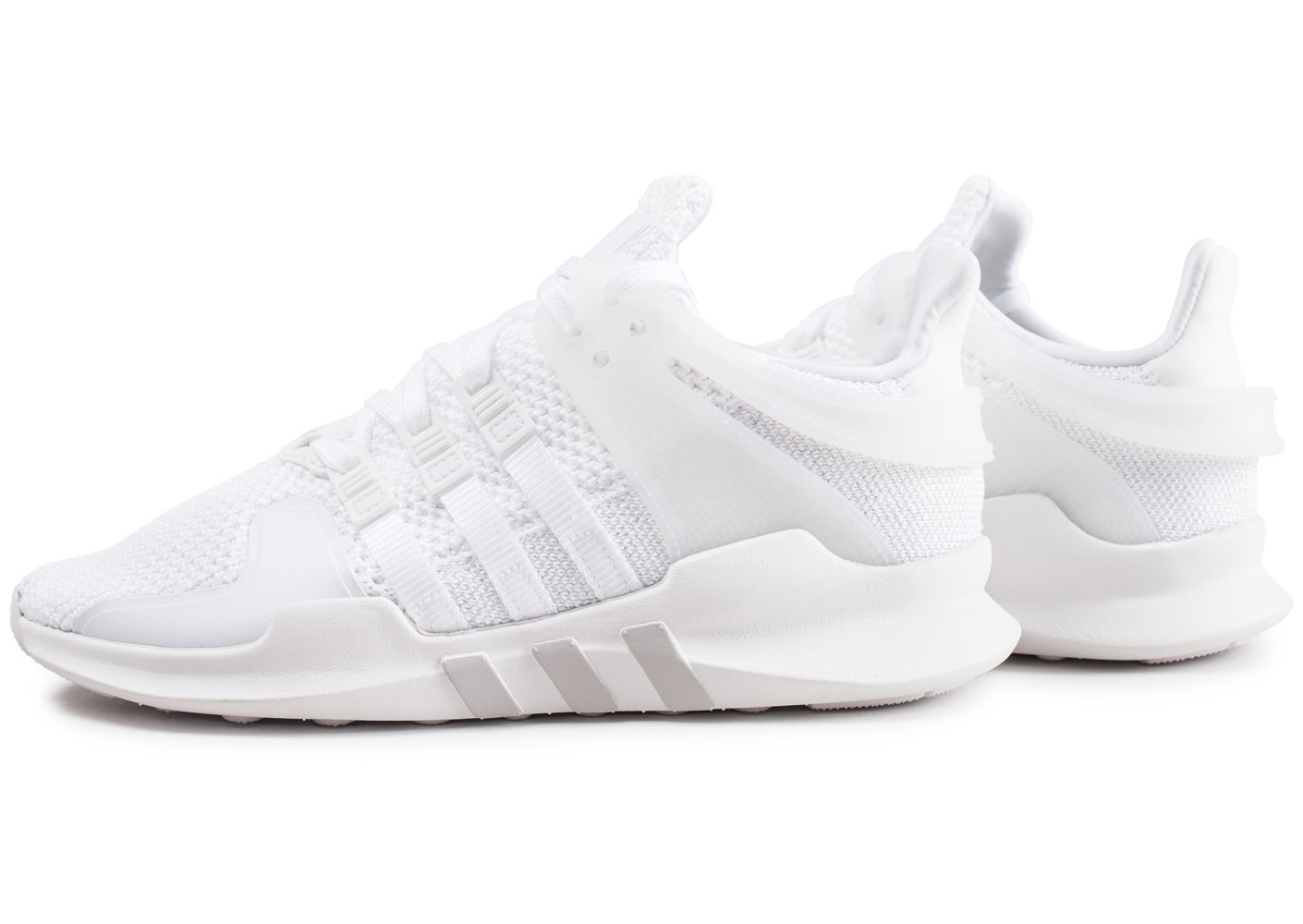 adidas eqt support adv femme blanche