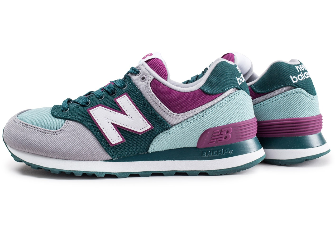chaussure femme new balance violette