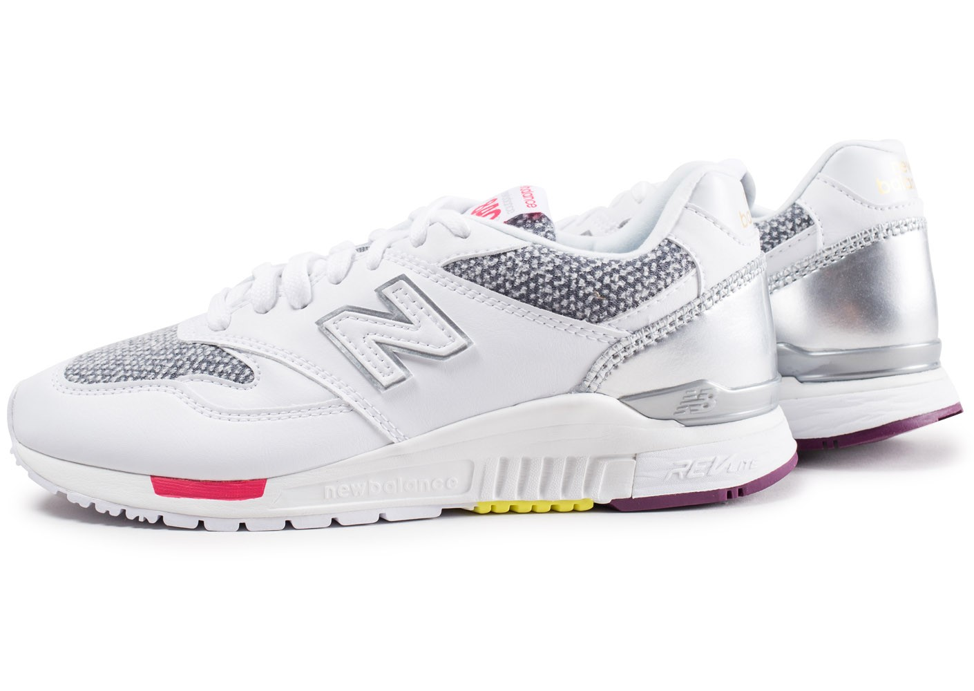 new balance fille chausport
